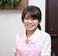 伊藤 萌優(歯科助手)